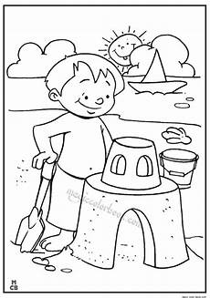 free summer coloring pages summer coloring pages