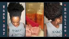 wash day routine ft shea moisture natural hair youtube