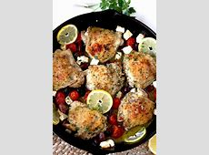 greek chicken with kalamata olives