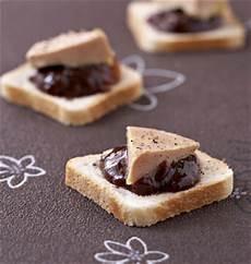 toast foie gras toasts de foie gras sur chutney de figues les meilleures