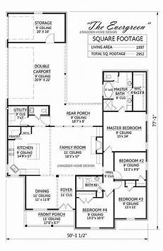 cajun style house plans evergreen acadian style house plan by madden home design