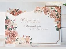 Kutipan Romantis yang Wajib Dicantumkan dalam Undangan
