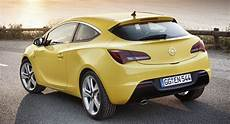 Opel Officially Reveals 2012 Astra Gtc High Po Opc Coming