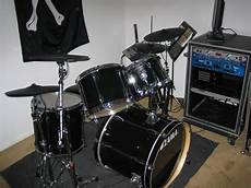 Inchoate Thoughts Acoustic To Electric Drum Conversion