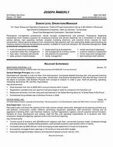 it operations manager resume printable planner template