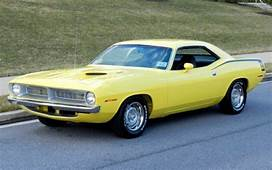 1970 Plymouth Cuda  For Sale To Buy Or