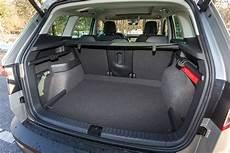 skoda karoq kofferraumvolumen skoda karoq kofferraum transport