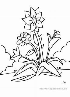Blumen Zum Ausmalen Malvorlagen Malvorlage Blumen Malvorlagen Malvorlagen Blumen Und Blumen