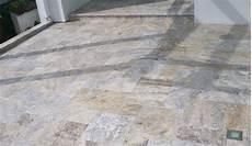Beschichtete Terrassenplatten Erfahrungen - travertin terrassenplatten travertinplatten vom