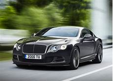 2014 bentley continental gt speed is new fastest performancedrive