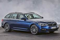 Bmw 5 Series Touring Wagon 2017 G31 Seventh Generation