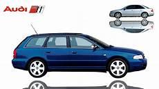 ᴴᴰ 1997 audi s4 187 b5 typ 8d sedans sport estate youtube