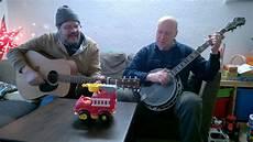 Malvorlagen Feuerwehrmann Sam Lied Feuerwehrmann Sam Song Mit Gitarre Banjo