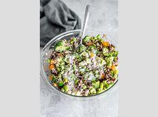 wild rice salad with raisins_image