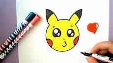 kawaii pikachu emoji selber malen