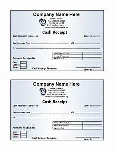 receipt book template receipt book templates 10 free printable word excel