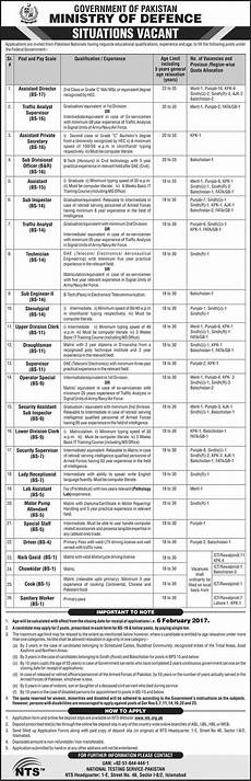 application form of ministry of defence ministry of defence jobs 2018 nts application form eligibility criteria last date