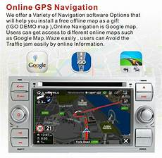 fit ford foucs transit mk7 android dab radio gps