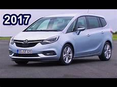 2017 Opel Zafira Test Drive