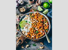 creamy chickpea curry_image