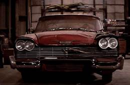1958 Plymouth Belvedere/Fury Christine  Stephen King