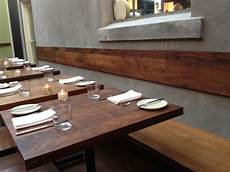 Modern Kitchen Bench Seating by Modern Restaurant Bench Seating Bench Breakfast Table