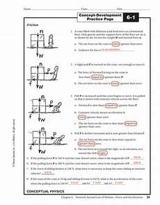 worksheets conceptual physics worksheets cheatslist free