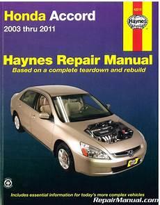 free online auto service manuals 2011 honda accord crosstour engine control haynes honda accord 2003 2011 automotive service workshop repair manual