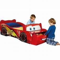 kinderbett cars kinderbett cars mit sitzbank und spielzeugbox 70 x 140 cm