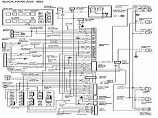 1997 buick park avenue radio wiring diagram wiring