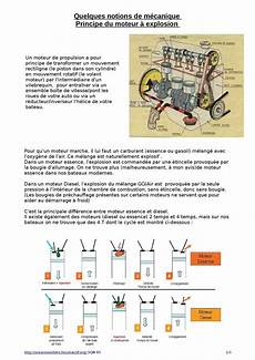 différence entre essence et diesel calam 233 o notions de base en m 233 canique moteur