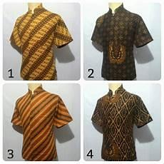 jual kemeja batik pria batik koko baju muslim cowok kp11 di lapak javabatika javabatika