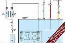 Lexus Es350 2010 Wiring Diagram Toyota Workshop Manual