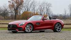 mercedes gt roadster 2018 mercedes amg gt c roadster review yet another