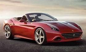 2018 Ferrari California T  Price And Release Date Cars