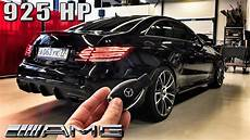 Mercedes E63 Amg Coupe 925 Hp Review Test Drive By