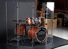 Drumshield 6mm 5 Panels Channel Shopping Mall