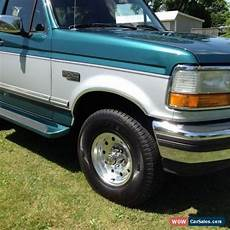 how petrol cars work 1996 ford bronco parking system 1996 ford bronco for sale in united states