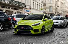 Ford Focus Rs Tuning - ford focus rs 2015 ss tuning 15 june 2017 autogespot