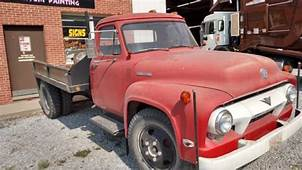 54 Ford F600 For Sale  Other 1954 In