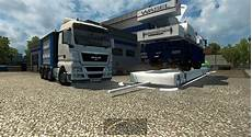 magdenli heavy load and tandem truck ets2 mods