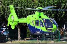 F Hbbk Eurocopter Ec135t2 Papagolf Helico