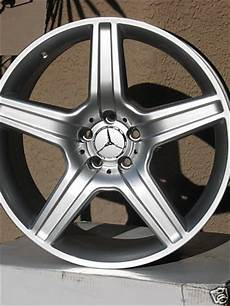 20 Inch Amg Wheels For 900 Set Of 4 Mbworld Org Forums