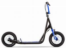 mongoose expo scooter 12 inch wheels ages 6 and up blue