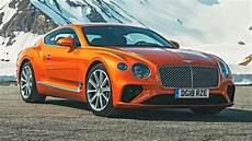 bentley continental gt 2019 youtube