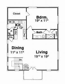 garage plan 80251 3 car garage apartment cottage style