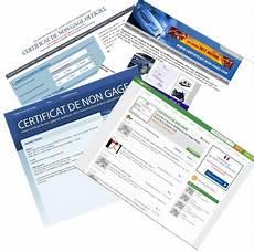 certificat de non gage attention aux qui vendent