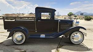 Ford A Pick Up 1930 For GTA 5