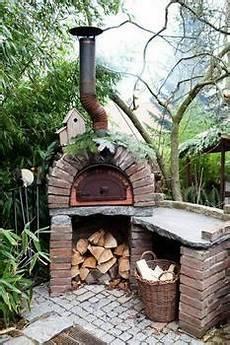 kamin im garten asadores y hornos rusticos para tu patio