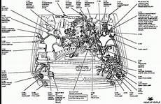 1997 ford 460 engine diagram 2000 ford ranger engine diagram automotive parts diagram images
